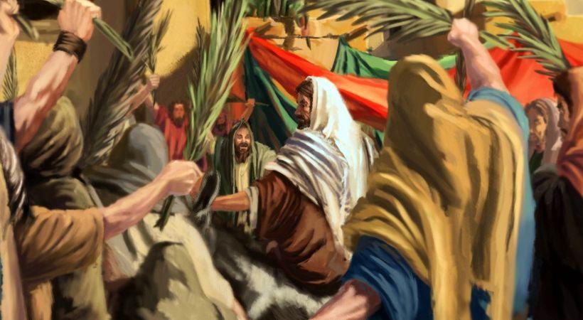 Palmesøndag