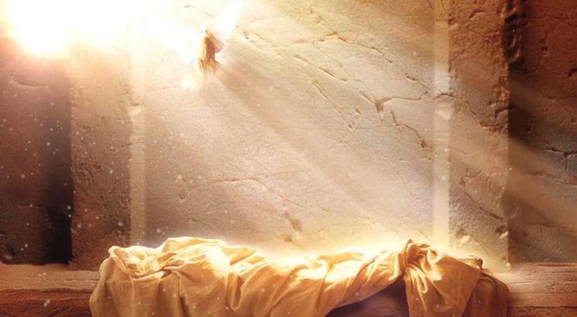 Oppstandelse, Jesu grav
