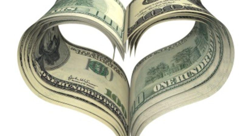 Penger i hjertet