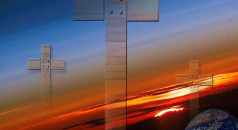 Fra korset strømmer Guds nåde ut til verden