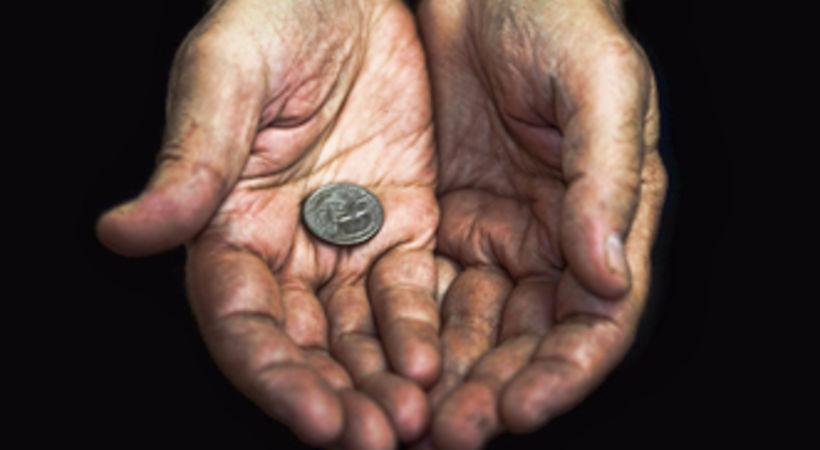 Hvem er fattig og rik, egentlig? (Lukas 20,45-21,4)