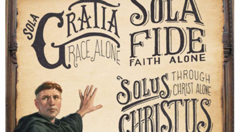 Sola fide = Troen alene