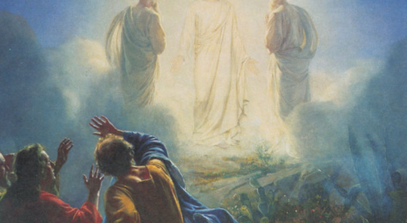 Å herlighet for en opplevelse! (Markus 9,2-13)