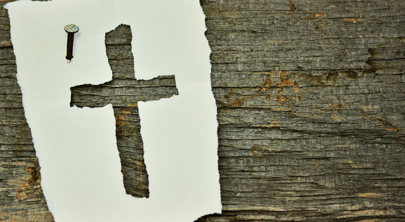 Har du sans for lidelse? Gud lot Jesus lide. (Matteus 16,21-23)