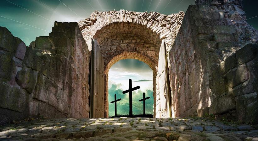 Den rette døren og den gode hyrden (Johannes 10,1-10)