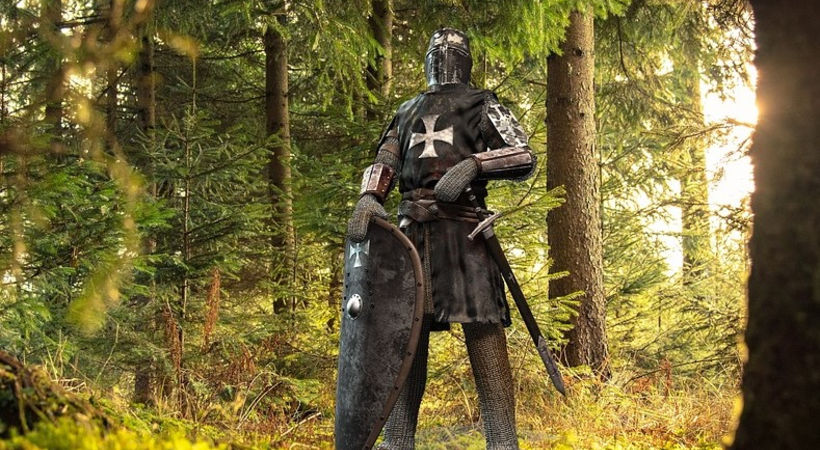 Møter vi en krigersk Gud i det gamle testamentet?