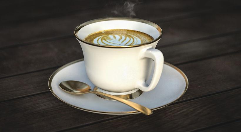 Kraften i ord og en kopp kaffe. (Lukas 5,27-32)