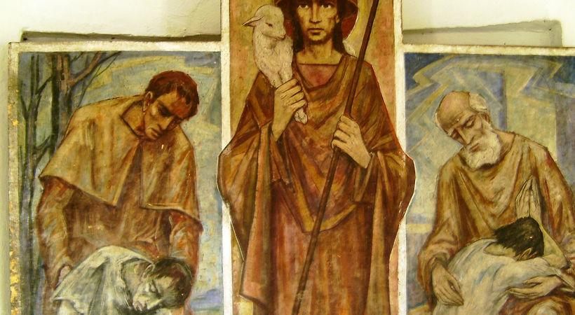 Den gode gjeter – det fineste bildet på Jesus (Johannes 10,11-18)
