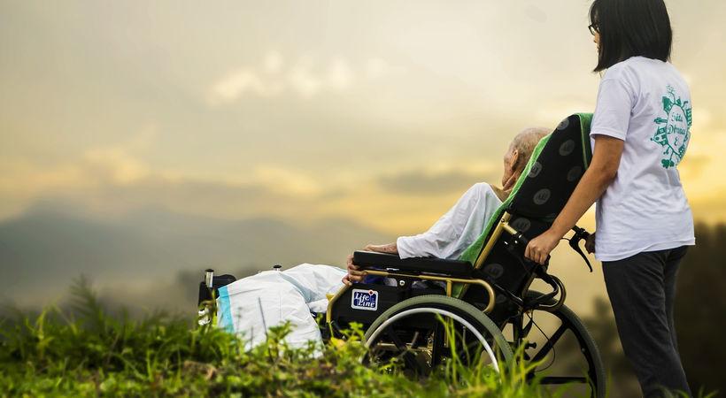 Sykdom og Guds løfter