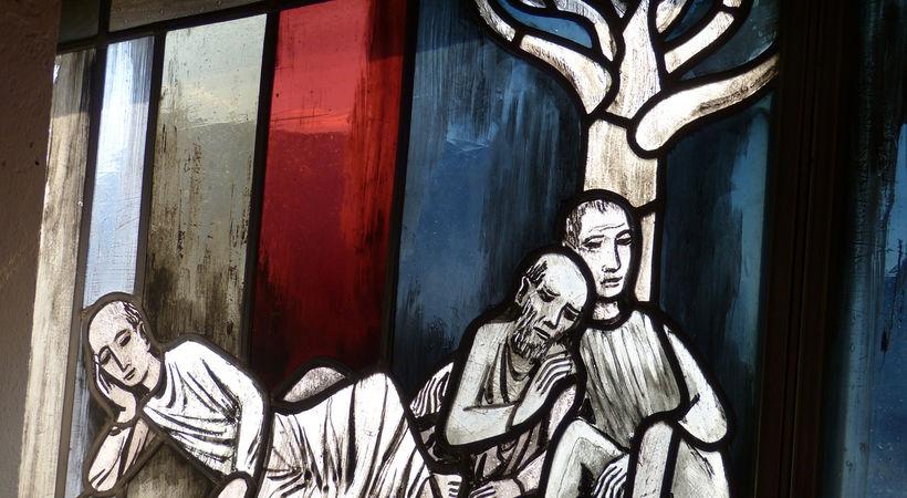 Kamp, bønn og seier i Getsemane (Matteus 26,36-45)