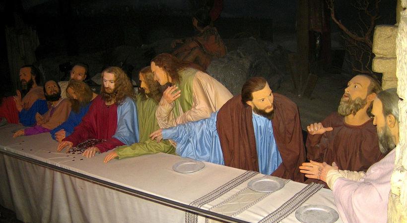 Jesus kaller de 12 apostlene (Markus 3,13-19)