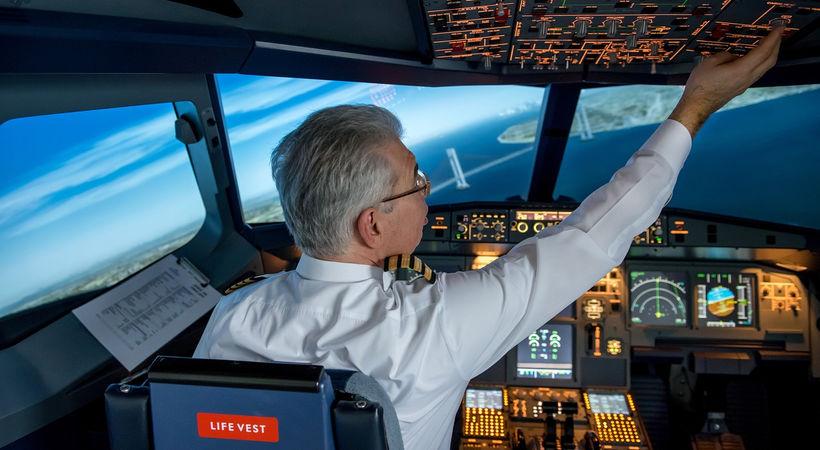 Avgjørende flysjekk