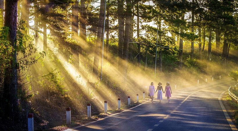 Herren vil være vårt lys (Jesaja 60,18-22)