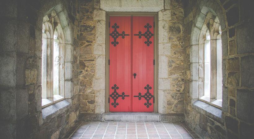 Gjør døren høy, for Jesus